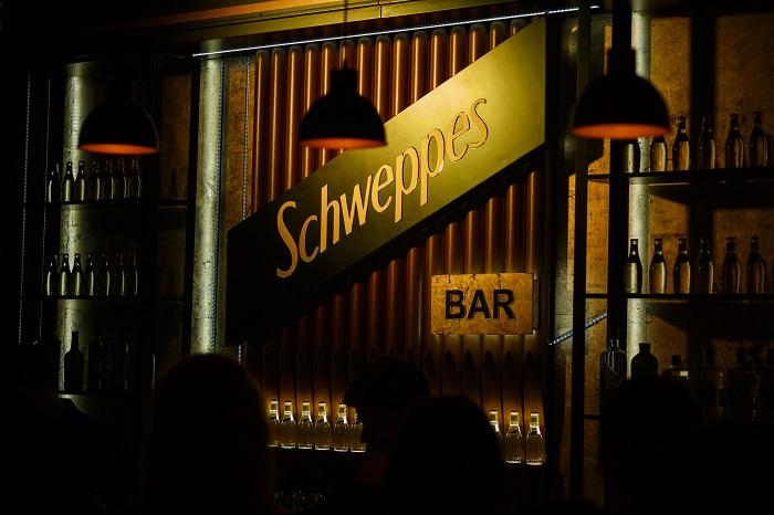 Фото №1 - В Москве вновь открылся Schweppes Bar