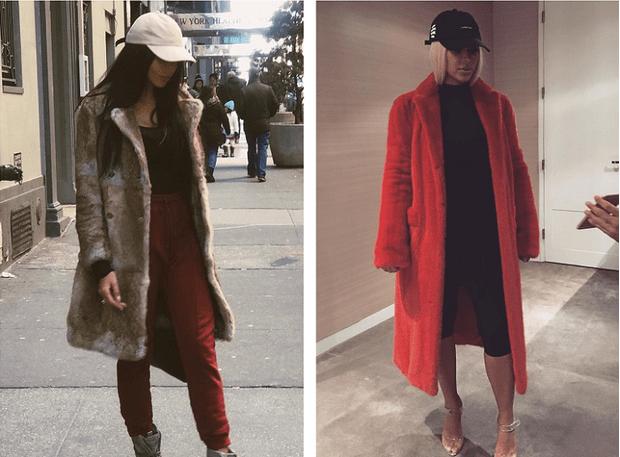 Фото №11 - «Ну, перестань»: Решетова снова уличила Ким Кардашьян в копировании своего стиля