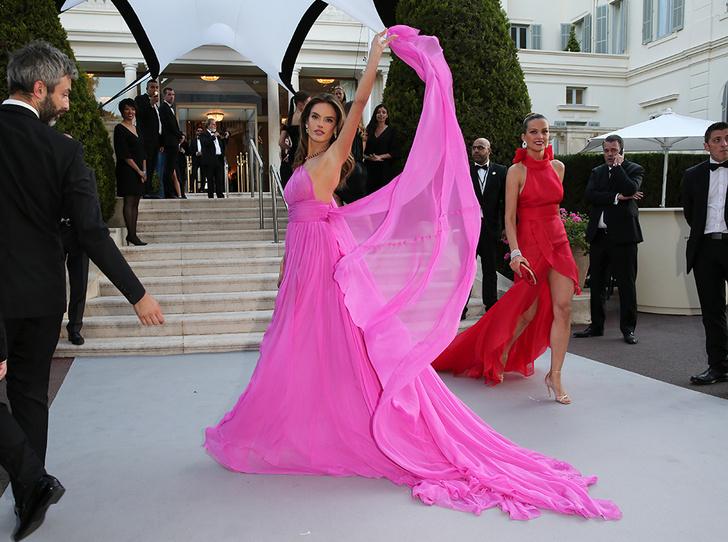 Фото №5 - Самые яркие звездные образы amfAR Cannes Gala 2018