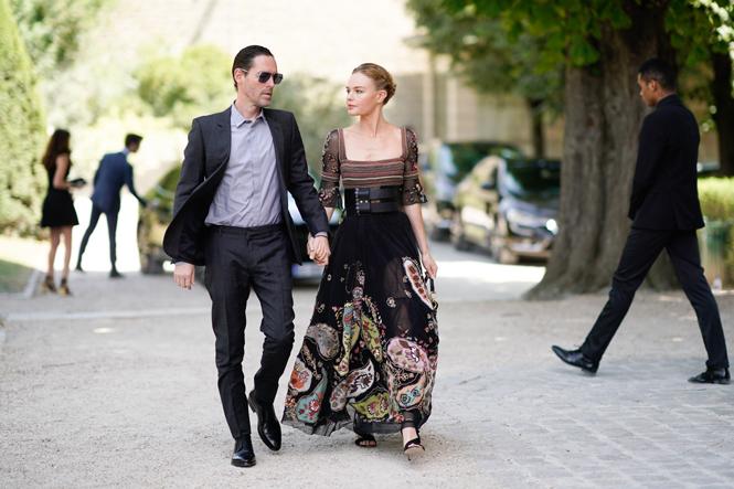 Фото №73 - Карли Клосс, Наталья Водянова и другие на кутюрном показе Dior FW18-19