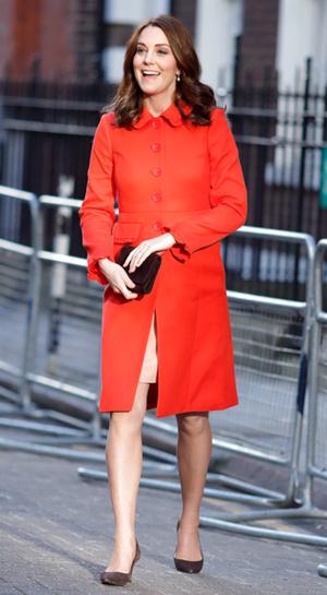 Фото №2 - Пальто на весну, как у Кейт Миддлтон: где найти самые актуальные модели