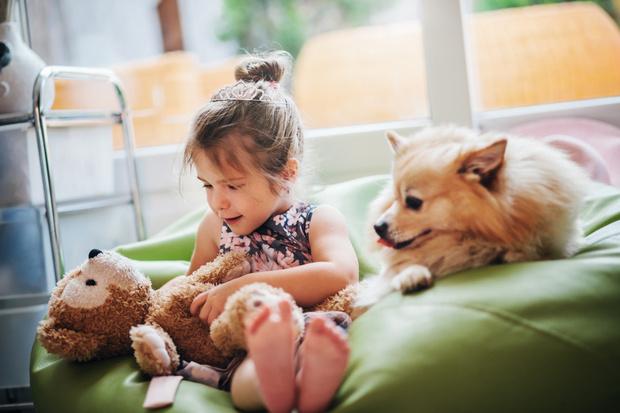 Фото №1 - Вопрос психологу: «У моего ребенка появился воображаемый друг»