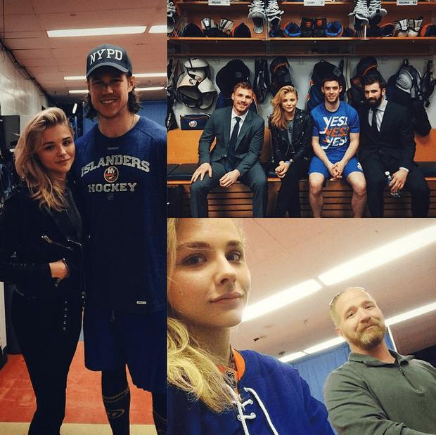 Фото №7 - Звездный Instagram: Хокей, футбол, баскетбол и бейсбол