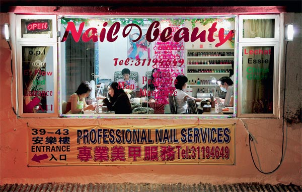 Фото №5 - Гонконг. Выбор натуры