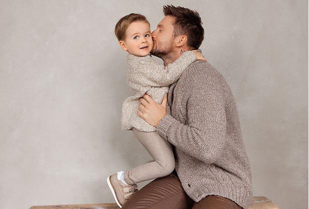 Фото №3 - Сергей Лазарев: «В сыне вижу себя в детстве»