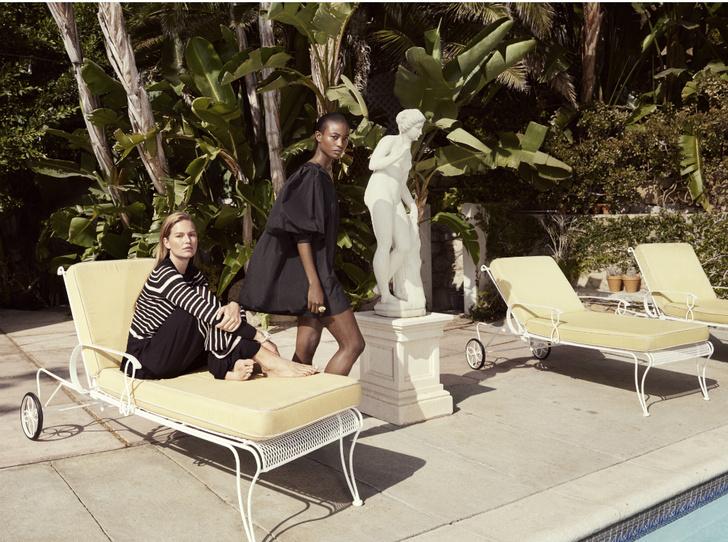 Фото №2 - Дух декаданса: вещи из коллекции H&M Conscious Exclusive SS20