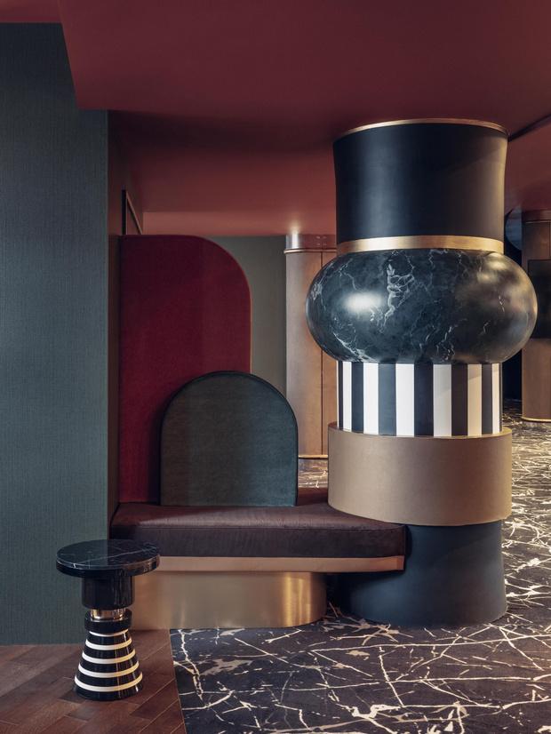 Фото №8 - Яркий дизайн-отель в Париже