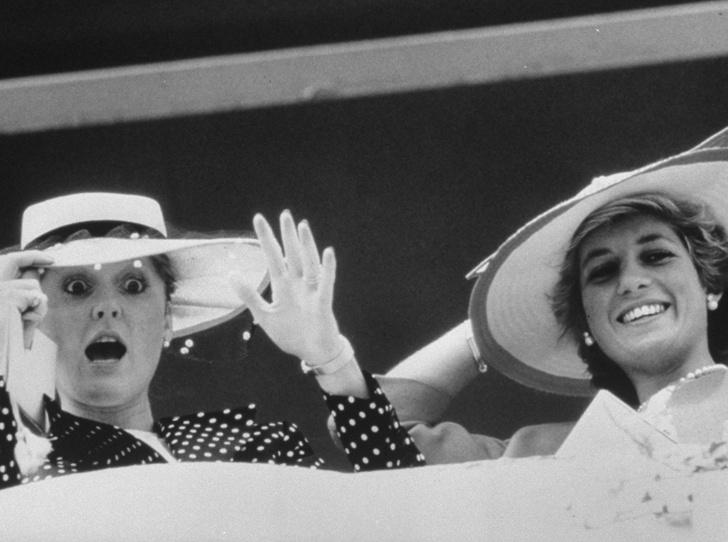 Фото №12 - Уйти от Виндзоров и остаться счастливой: история Сары Фергюсон, бывшей супруги принца Эндрю