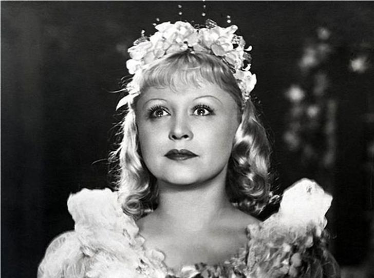 Фото №4 - Богини советского черно-белого кинематографа