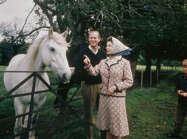 Фото №4 - Королевское время: как Елизавета II все успевает?