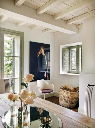 Фото №6 - Эклектичный интерьер дома в Эстремадуре