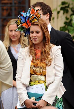 Фото №17 - 25 необычных шляп на королевских свадьбах