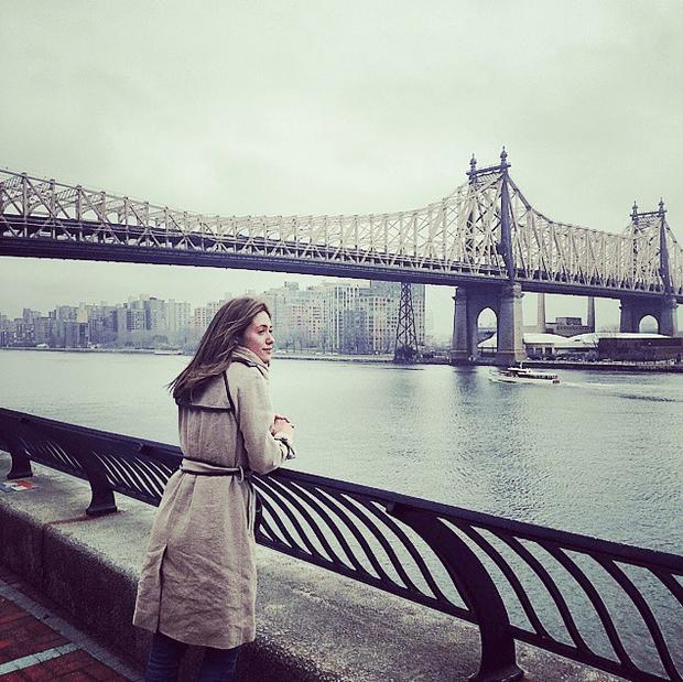 Фото №11 - Звездный Instagram: Знаменитости путешествуют