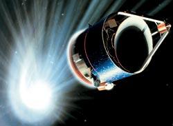 Фото №4 - Как сесть на хвост кометы?
