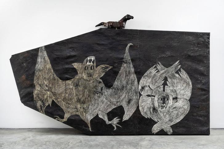 Фото №4 - Иди и смотри! Ярмарка современного искусства Cosmoscow в Москве