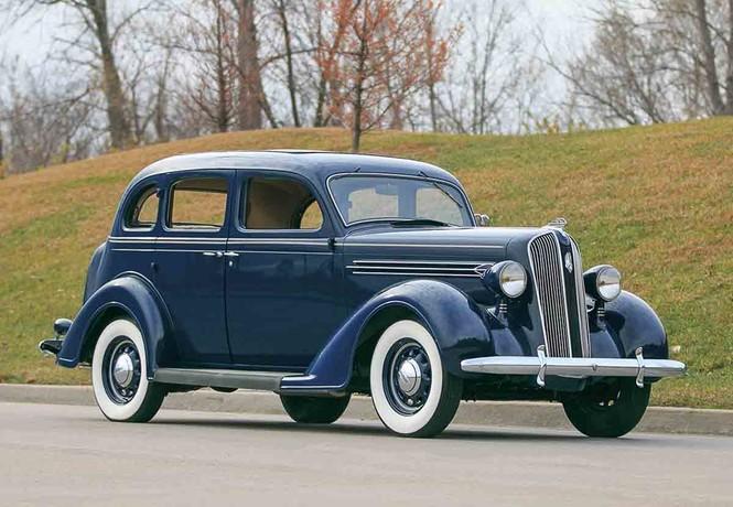 Фото №4 - 10 культовых автомобилей XX века, которые мир помнит до сих пор