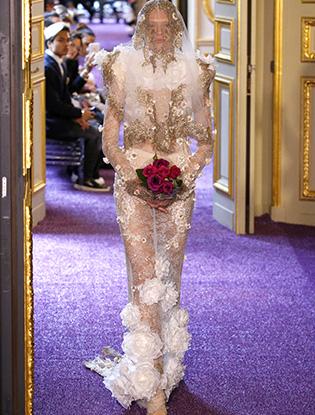 Фото №22 - В деталях: лучшие свадебные платья haute couture осень/зима 2016