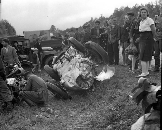 Фото №6 - Легенда кольцевых гонок: краткая история советского автомобиля «Победа»