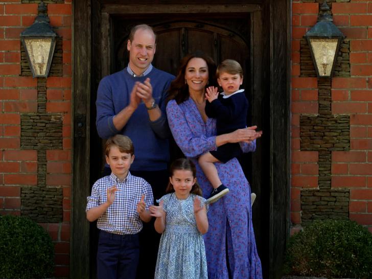 Фото №2 - Время учиться: когда принц Луи пойдет в детский сад