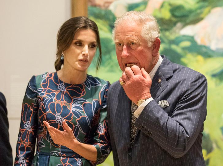 Фото №3 - Встреча Летиции и Чарльза, или Почему принц Уэльский — главный джентльмен британской королевской семьи