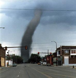 Фото №1 - По США пронеслись три торнадо