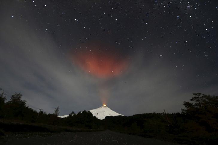 Фото №1 - Огнедышащая гора