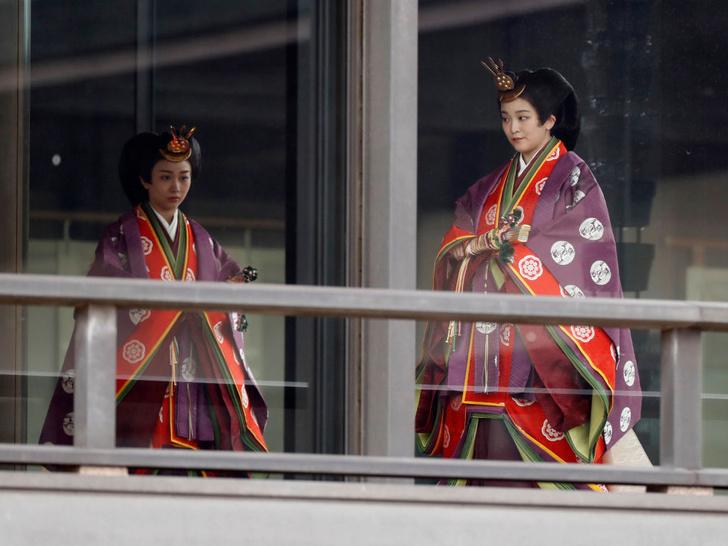 Фото №6 - Особая монархия: 6 самых странных правил японского королевского протокола