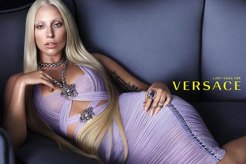 Versace, Леди Гага