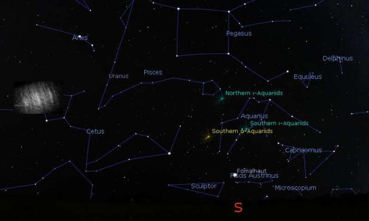 Фото №1 - Доказано существование спутников Земли в виде облаков
