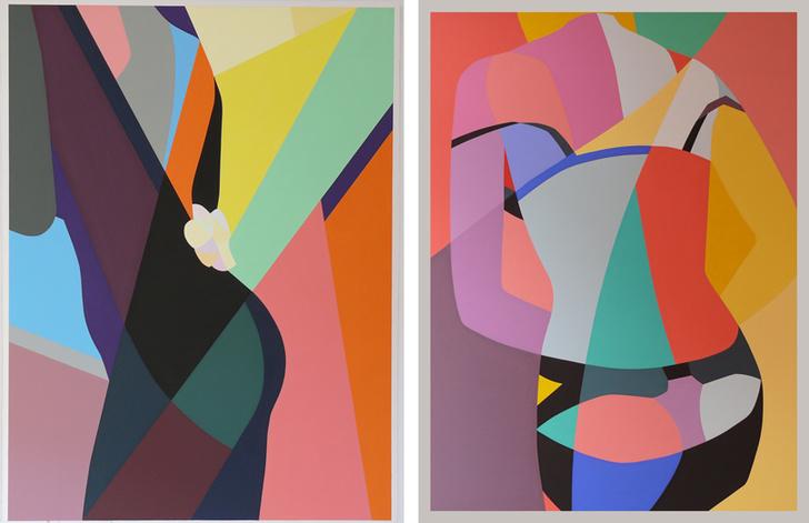 Выставка «О, женщины...» в галерее Adora