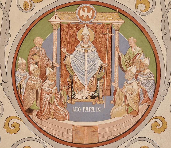 Фото №2 - 965 лет назад... Начался раскол церкви на католическую и православную