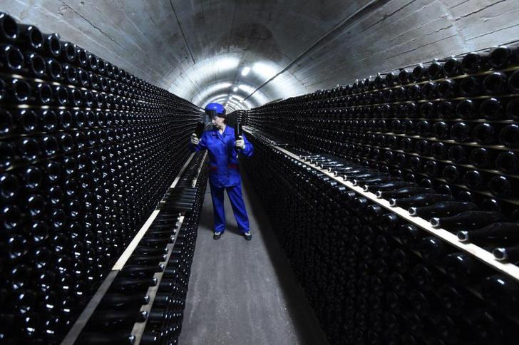 Фото №4 - Путешествие по страницам истории русского шампанского с винодельческим предприятием «Новый Свет»