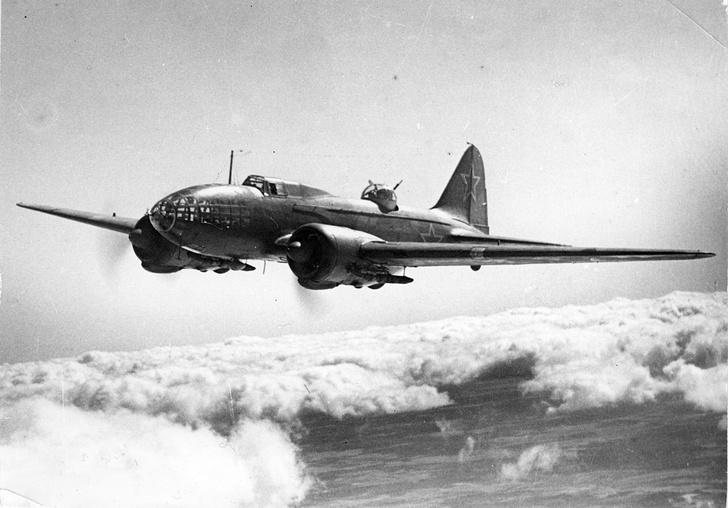 Фото №1 - Будни дальнобойщика: Ил-4, который первым бомбил Берлин