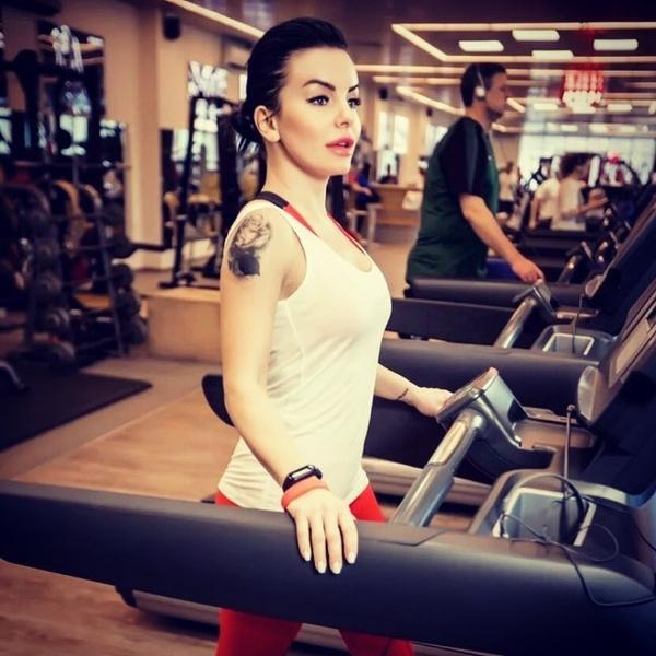 Фото №2 - 34-летняя Юля Волкова добилась цели и похудела до 45 кг