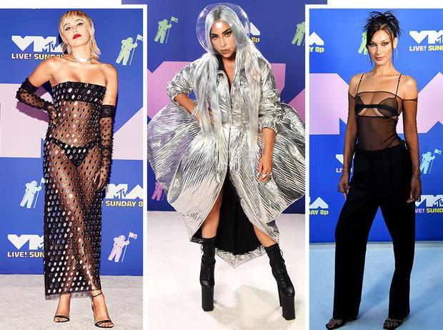 Фото №1 - MTV Video Music Awards 2020: лучшие и худшие наряды звезд на красной дорожке