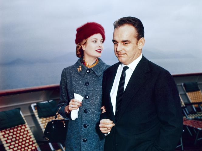 Фото №8 - Грейс Келли и князь Ренье: история любви