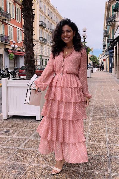 Фото №3 - Топ-5 платьев, которые подходят и для офиса, и для свидания