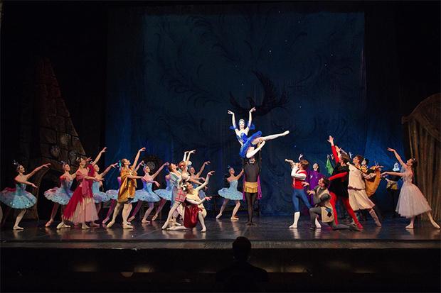 Фото №2 - Балет «Синяя птица» в Театре Н. Сац