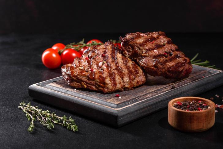 Фото №1 - Как приготовить сочный говяжий стейк