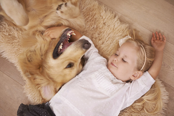 Фото №1 - Домашние животные снижают риск астмы у детей