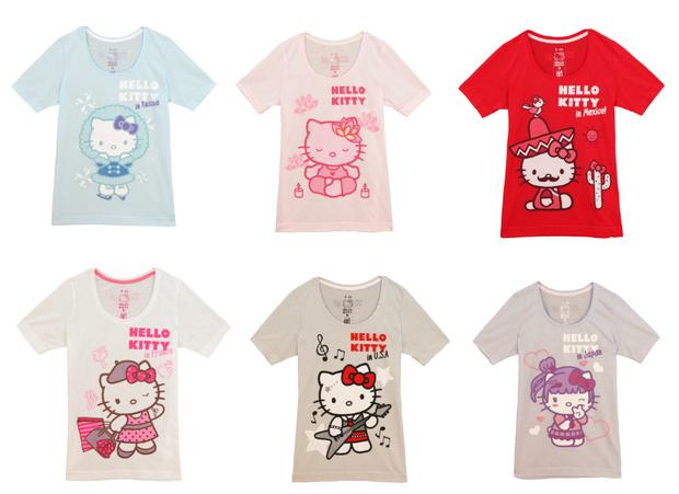 Фото №2 - ELLE girl и ТВОЕ выпустили лимитированную коллекцию футболок