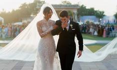 Пир на весь мир: самые громкие свадьбы звезд 2018 года