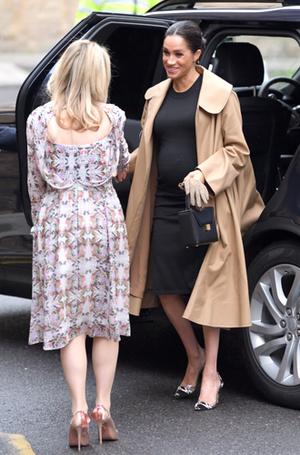 Фото №31 - Стильная беременность Меган Маркл: главные модные предпочтения герцогини