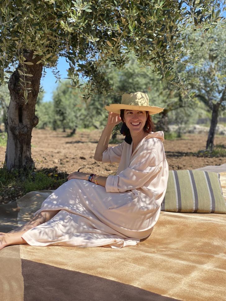 Фото №1 - Трава у дома: коллекция текстиля по дизайну Марты Ферри