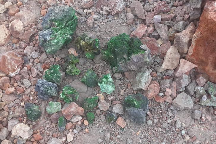 Фото №1 - Три новых минерала назвали в честь коренных народов Камчатки