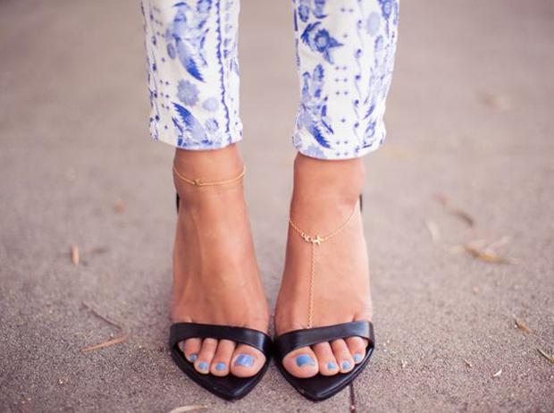 Фото №8 - Браслет на ногу: зачем и как его носить