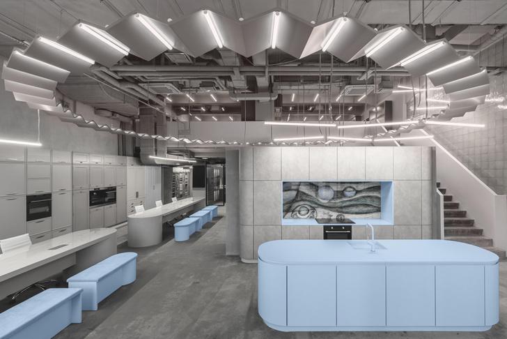Фото №1 - Новый флагманский бутик мебельной фабрики «Мария»