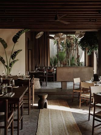 Фото №9 - Ресторан Nōema на греческом острове Миконос