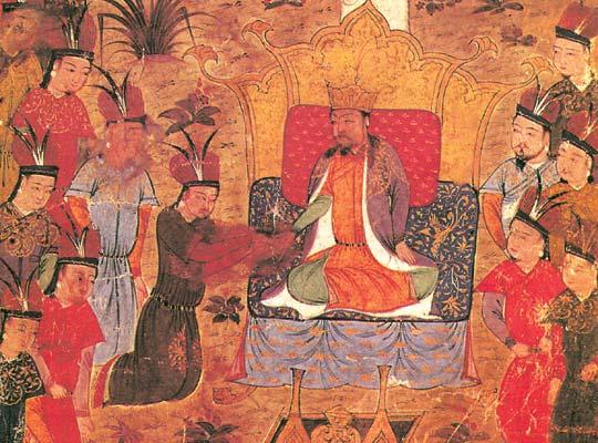 Фото №1 - Монгольское иго за Китайской стеной