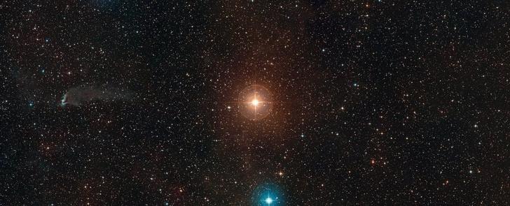 Фото №1 - Найдена одна из старейших звезд Вселенной